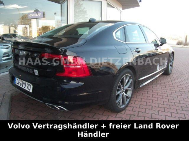 gebraucht d5 awd geartronic inscription volvo s90 2016 km in dietzenbach. Black Bedroom Furniture Sets. Home Design Ideas