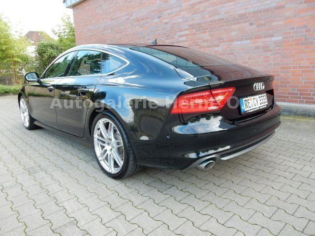 verkauft audi a7 sportback 3 0 tdi qua gebraucht 2012. Black Bedroom Furniture Sets. Home Design Ideas