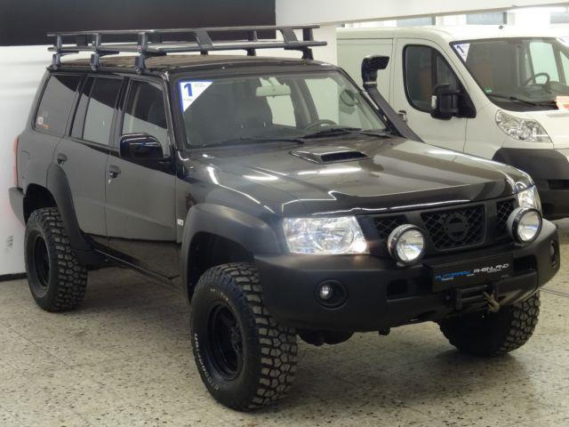 verkauft nissan patrol gr xe plus da gebraucht 2008 km in oberhausen. Black Bedroom Furniture Sets. Home Design Ideas