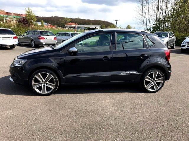 verkauft vw polo cross crosspolo 1 2 t gebraucht 2010 km in hilter am teutobu. Black Bedroom Furniture Sets. Home Design Ideas