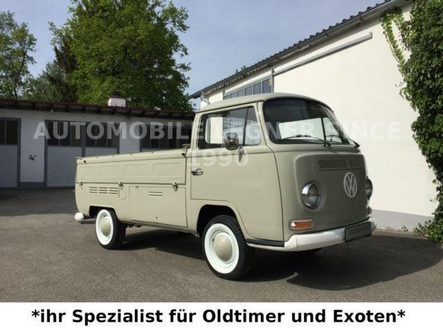 verkauft vw t2 a bus pritsche survive gebraucht 1969 km in ottobrunn. Black Bedroom Furniture Sets. Home Design Ideas