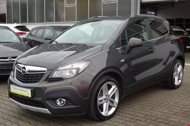 verkauft opel mokka 1 4 turbo innovati gebraucht 2016 km in freystadt. Black Bedroom Furniture Sets. Home Design Ideas