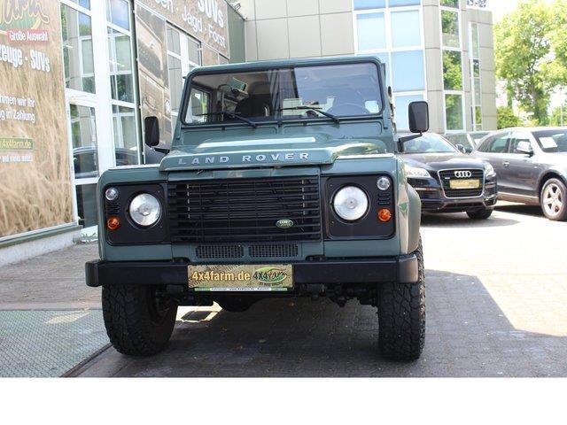 verkauft land rover defender 90 e stat gebraucht 2008 km in mainz hechtsheim. Black Bedroom Furniture Sets. Home Design Ideas