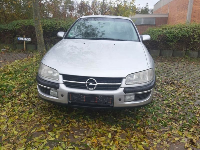 Verkauft Opel Omega 2.0 16V TÜV/Au 08/., gebraucht 1996 ...