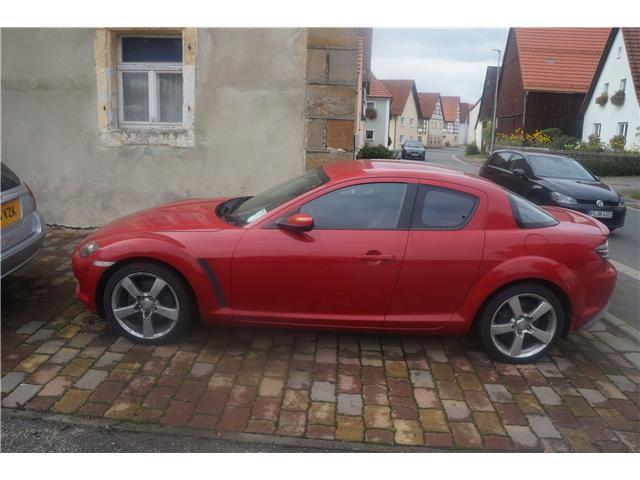 verkauft mazda rx8 revolution gebraucht 2004 km. Black Bedroom Furniture Sets. Home Design Ideas
