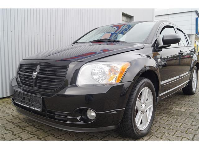 gebraucht 2 0 crd sxt dodge caliber 2009 km in. Black Bedroom Furniture Sets. Home Design Ideas