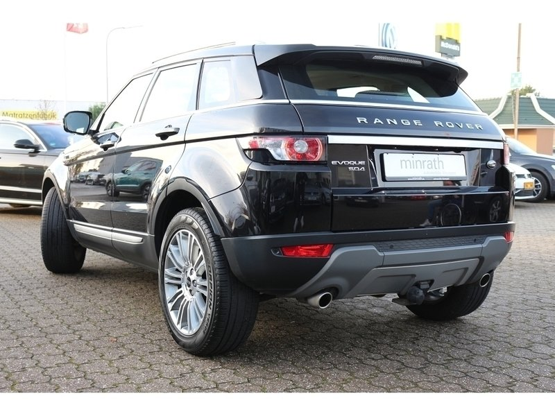 verkauft land rover range rover evoque gebraucht 2012 km in geldern. Black Bedroom Furniture Sets. Home Design Ideas