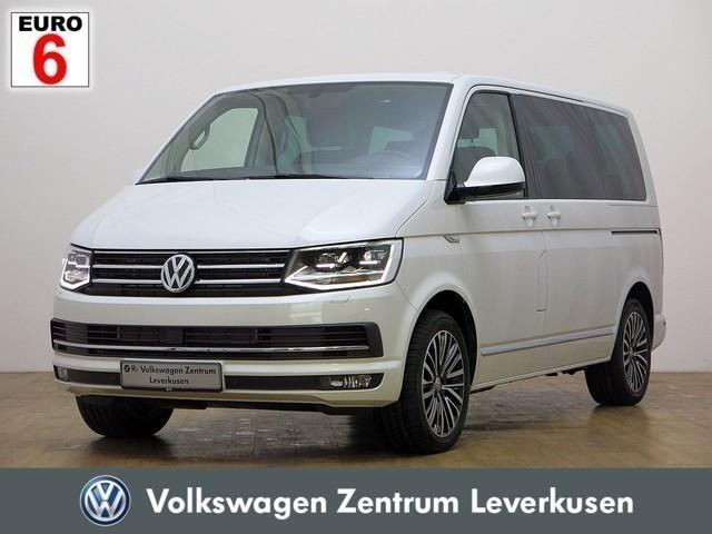 gebraucht VW Multivan T64MOTION DSG NAVI STANDHZ AHK LEDER - Leder,Klima,Sitzheizung,Alu,Servo,Standheizung,AHK,