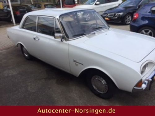 Verkauft Ford Taunus P3 Badewanne Gebraucht 1962 30 500 Km In
