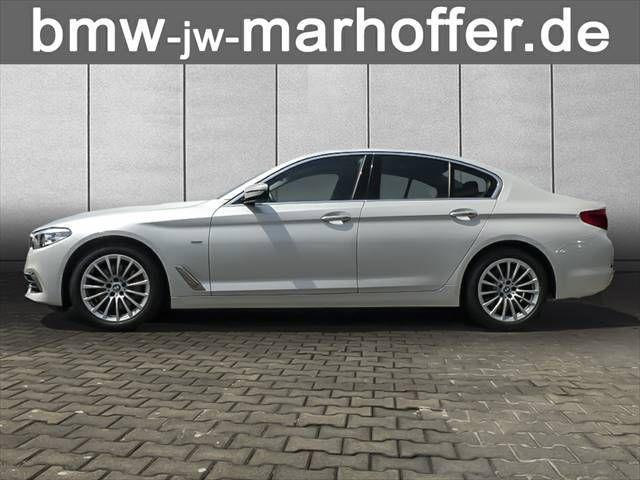 Verkauft Bmw 520 D A G30 Luxury Line E Gebraucht 2018 8 000 Km In
