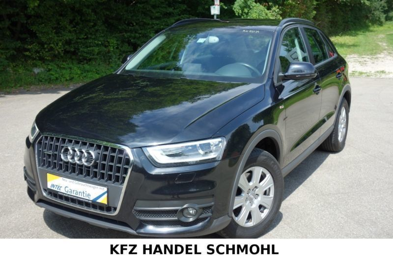 verkauft audi q3 2 0 tfsi quattro s tr gebraucht 2013 km in geislingen an der. Black Bedroom Furniture Sets. Home Design Ideas