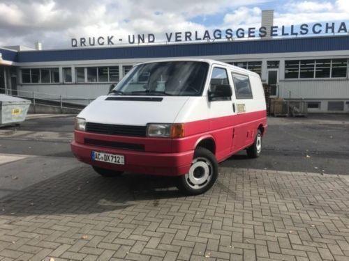 Verkauft Vw T4 Reimo Camper Tuv Kuche Gebraucht 1995 370 500 Km In