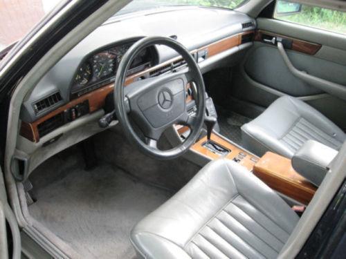 verkauft mercedes 420 langversion lpg gebraucht 1988 km in schweinfurt. Black Bedroom Furniture Sets. Home Design Ideas