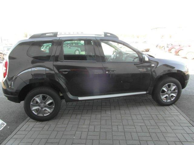 verkauft dacia duster tce 125 prestige gebraucht 2014 km in gyhum bockel. Black Bedroom Furniture Sets. Home Design Ideas