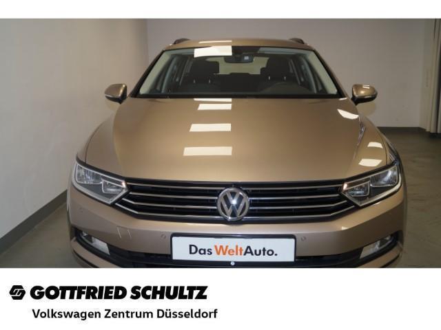 gebraucht VW Passat Variant 2.0 TDI Trendline - Klima,Sitzheizung,Servo,