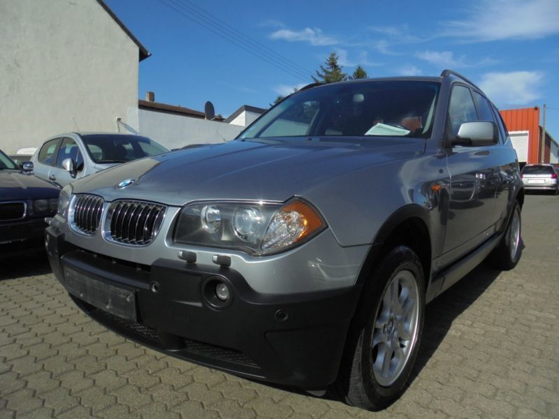 verkauft bmw x3 gebraucht 2005 km in saarlouis. Black Bedroom Furniture Sets. Home Design Ideas