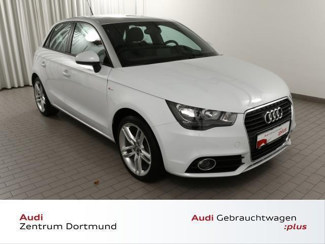 verkauft audi a1 sportback a1 sportbac gebraucht 2013. Black Bedroom Furniture Sets. Home Design Ideas