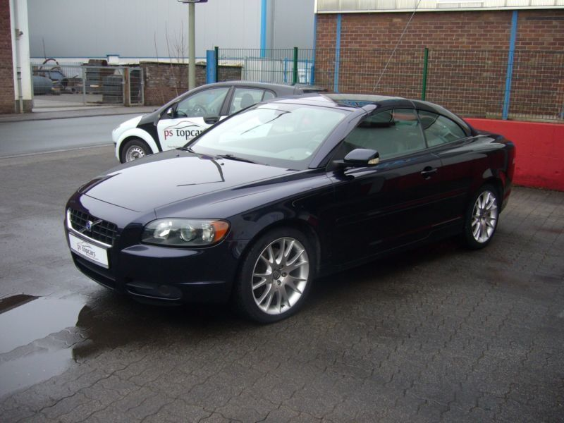 verkauft volvo c70 d5 momentum cabrio gebraucht 2007 km in ingolstadt. Black Bedroom Furniture Sets. Home Design Ideas