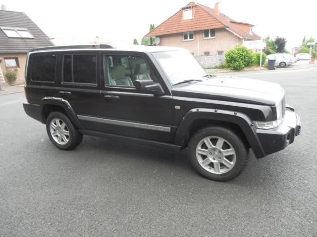 verkauft jeep commander 3 0 v6 crd ove gebraucht 2007. Black Bedroom Furniture Sets. Home Design Ideas