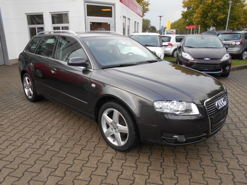 verkauft audi a4 avant 1 6 klima sit gebraucht 2008 km in. Black Bedroom Furniture Sets. Home Design Ideas