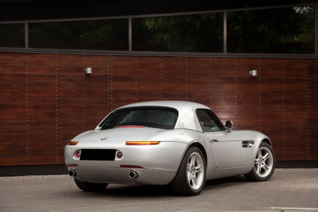 gebraucht roadster bmw z8 2001 km in trier autouncle. Black Bedroom Furniture Sets. Home Design Ideas