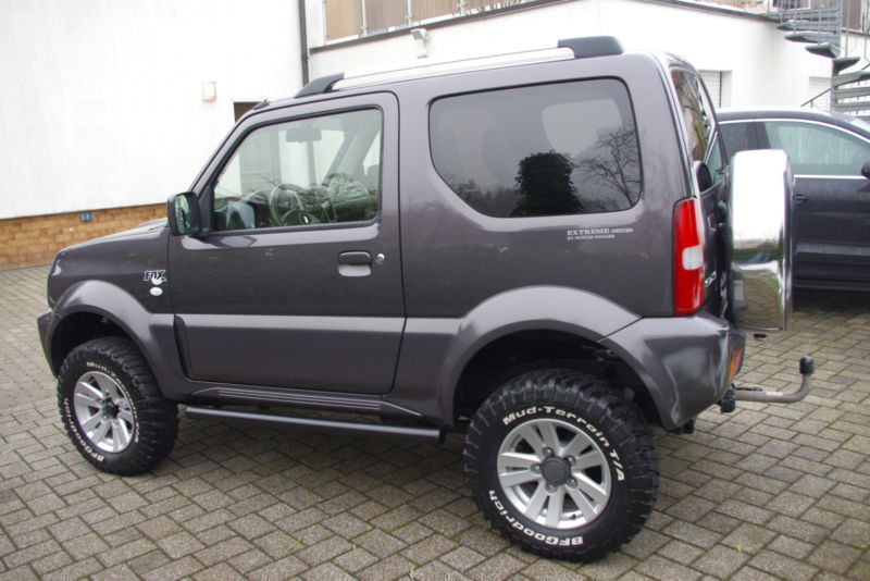 verkauft suzuki jimny style gollek ext gebraucht 2013 km in pressig. Black Bedroom Furniture Sets. Home Design Ideas