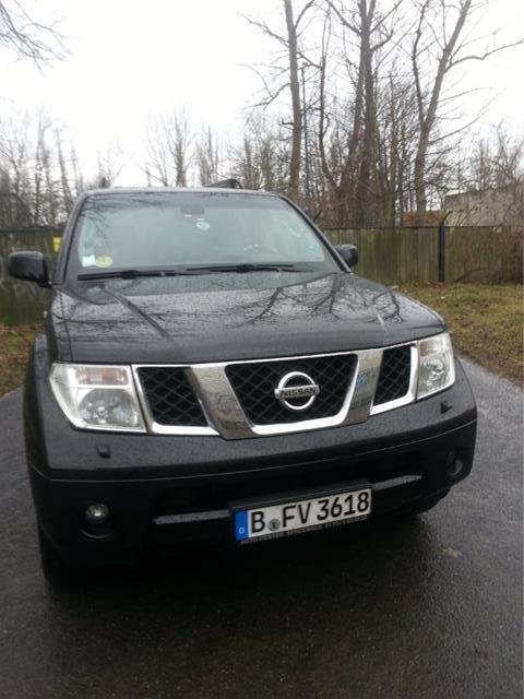 verkauft nissan pathfinder gebraucht 2005 km in berlin. Black Bedroom Furniture Sets. Home Design Ideas