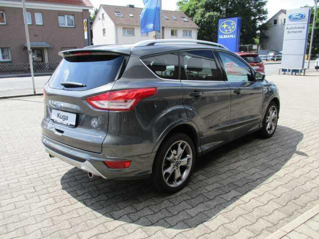 gebraucht 2 0 tdci titanium 4x4 startstopp euro 6 ford kuga 2016 km in kolbermoor. Black Bedroom Furniture Sets. Home Design Ideas