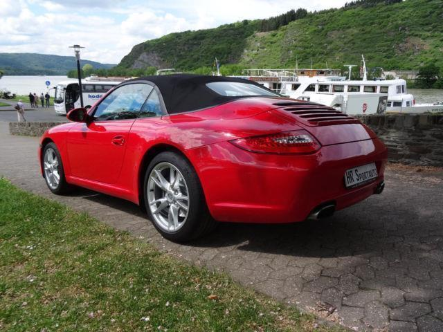 verkauft porsche 997 cabrio modell 2011 gebraucht 2010 km in andernach. Black Bedroom Furniture Sets. Home Design Ideas