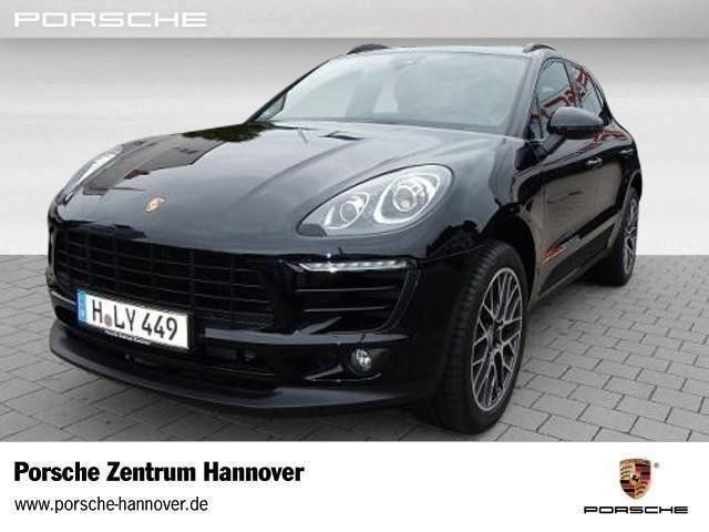 verkauft porsche macan macan gebraucht 2016 km in hannover. Black Bedroom Furniture Sets. Home Design Ideas
