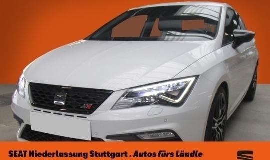 verkauft seat leon sc cupra 300 2.0 ts., gebraucht 2018, 10 km in