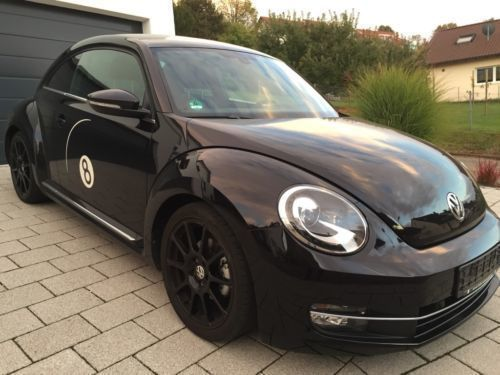 verkauft vw beetle gebraucht 2014 km in oberboihingen. Black Bedroom Furniture Sets. Home Design Ideas