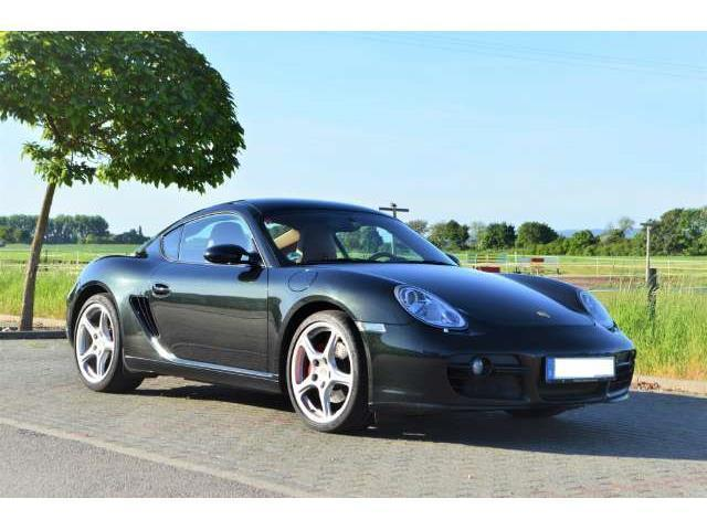 verkauft porsche cayman s werks sonder gebraucht 2006 km in heidelberg. Black Bedroom Furniture Sets. Home Design Ideas