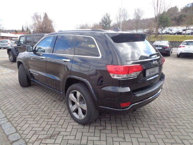 verkauft jeep grand cherokee overland gebraucht 2015 km in bopfingen. Black Bedroom Furniture Sets. Home Design Ideas