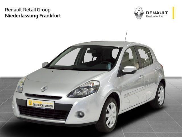 gebraucht Renault Clio III EXPRESSION 1.2 16V Klimaanlage, ZV, Radio-CD