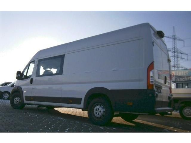 verkauft fiat ducato 35 maxi 160 multi gebraucht 2009. Black Bedroom Furniture Sets. Home Design Ideas