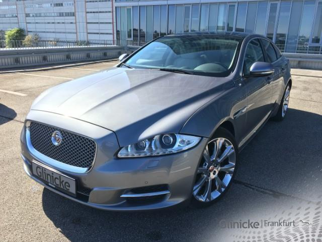 verkauft jaguar xj 3 0 v6 kompressor p gebraucht 2014 8. Black Bedroom Furniture Sets. Home Design Ideas