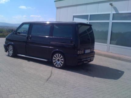 verkauft vw multivan t4 bus gebraucht 2003 km in vogelsdorf. Black Bedroom Furniture Sets. Home Design Ideas
