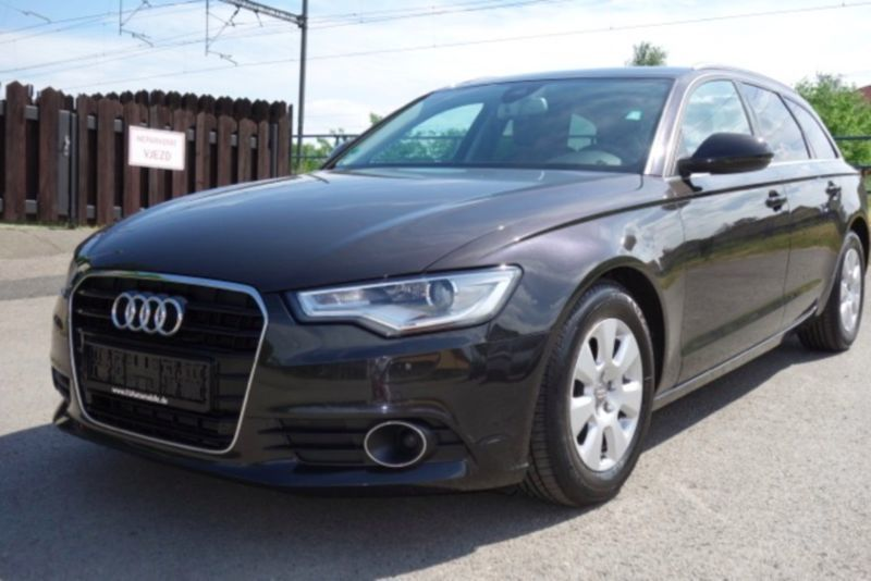 verkauft audi a6 avant 3 0 tdi quattro gebraucht 2012 km in rieneck. Black Bedroom Furniture Sets. Home Design Ideas