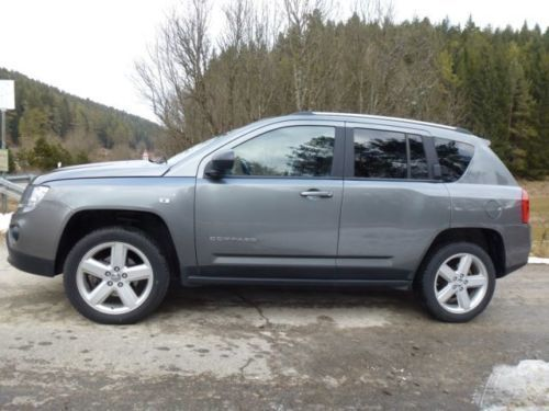 gebraucht 2 2i crd 4x4 limited jeep compass 2012 km in geeste. Black Bedroom Furniture Sets. Home Design Ideas