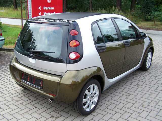 verkauft smart forfour softtouch pure gebraucht 2007 km in torgelow. Black Bedroom Furniture Sets. Home Design Ideas