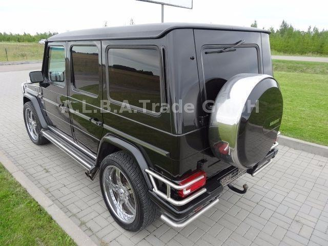 Verkauft Mercedes G500 Classic Kurz Ex Gebraucht 1999