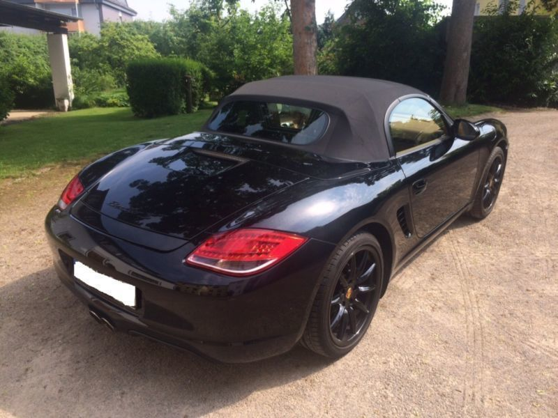 verkauft porsche boxster s pdk gebraucht 2009 km in m lheim an der ruhr. Black Bedroom Furniture Sets. Home Design Ideas
