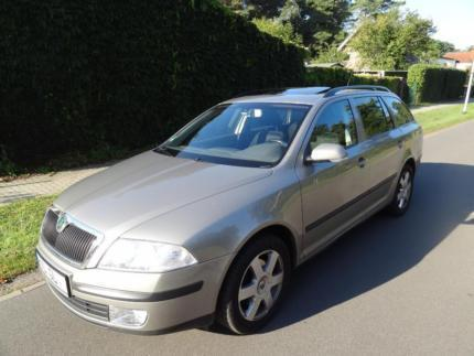 verkauft skoda octavia combi 2 0 fsi a gebraucht 2007 km in falkensee. Black Bedroom Furniture Sets. Home Design Ideas