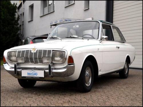 taunus gebrauchte ford taunus kaufen 71 g nstige autos zum verkauf. Black Bedroom Furniture Sets. Home Design Ideas