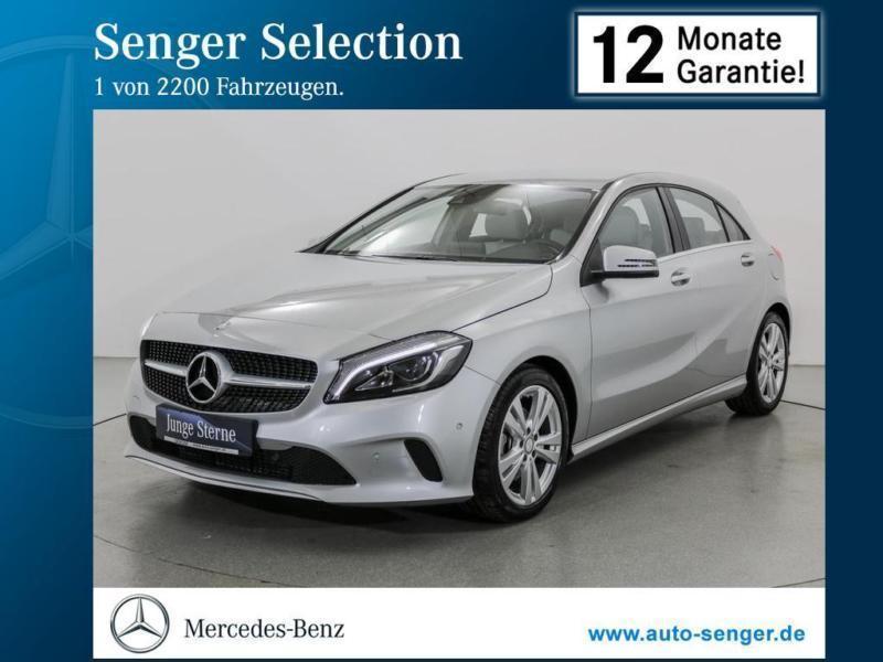 gebraucht Mercedes A200 A-Klassed 4M