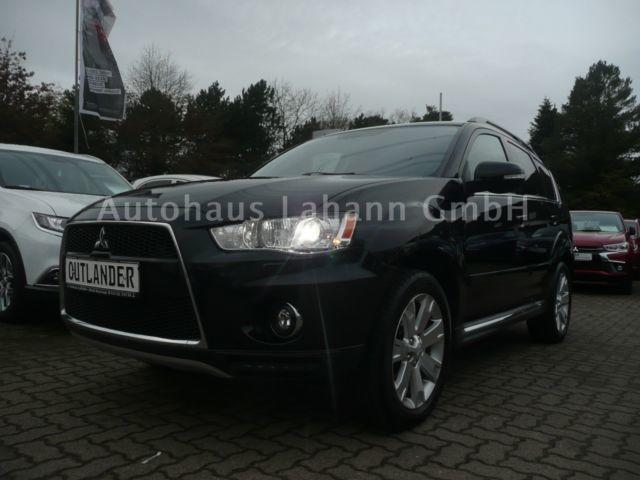 ▷ spare € 1.400: mitsubishi outlander 2.2 diesel 156 ps (2010
