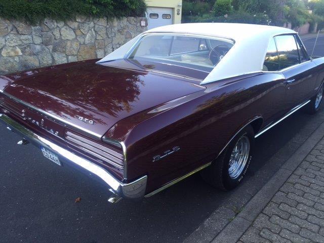 verkauft pontiac gto 242 17 der beste gebraucht 1966 km in bad mergentheim. Black Bedroom Furniture Sets. Home Design Ideas
