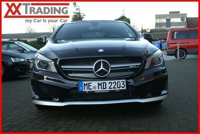 verkauft mercedes cla45 amg cla4matic gebraucht 2015 km in velbert. Black Bedroom Furniture Sets. Home Design Ideas