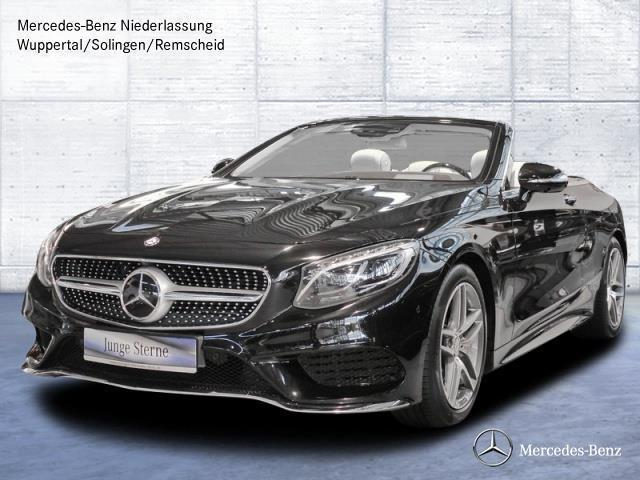verkauft mercedes s500 cabriolet gebraucht 2016. Black Bedroom Furniture Sets. Home Design Ideas